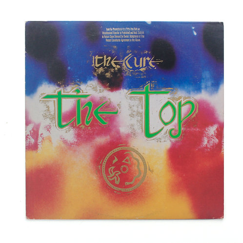 Cure ‎| The Top | 1984 US - Sire / Fiction | Used LP