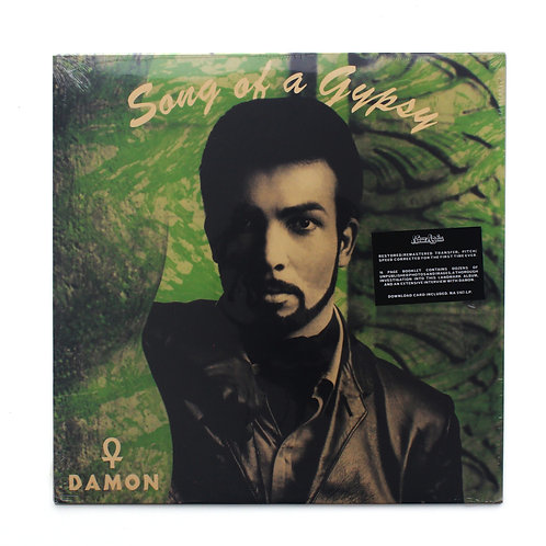 Damon |Song Of A Gypsy | Remaster + Booklet | Lp