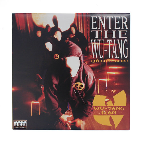 Wu-Tang Clan ‎– Enter The Wu-Tang (36 Chambers) | Used lp