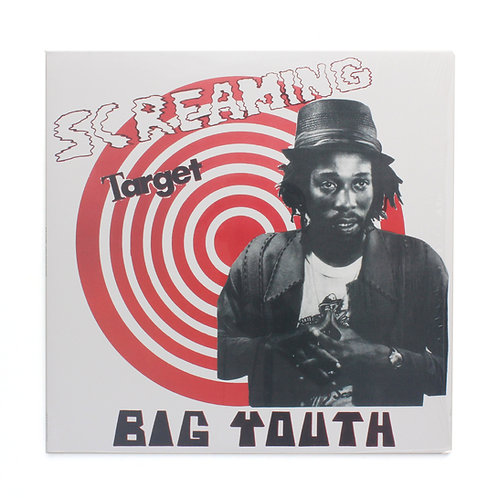 Big Youth|Screaming Target | 2011 Sunspot | Used Lp