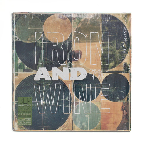 Iron And Wine ‎| Around The Well | 3Lp 2009 | Used Lp