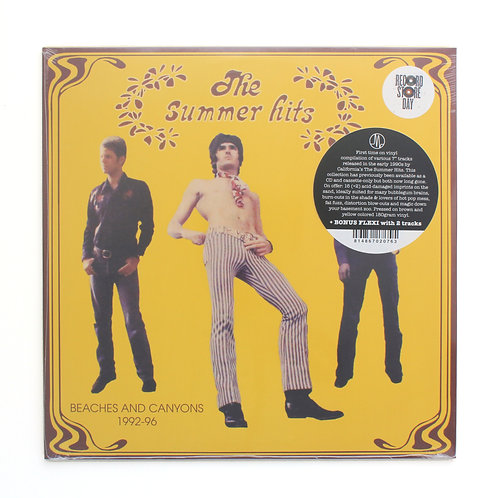 The Summer Hits|Beaches And Canyons | RSD | Factory Sealed Lp