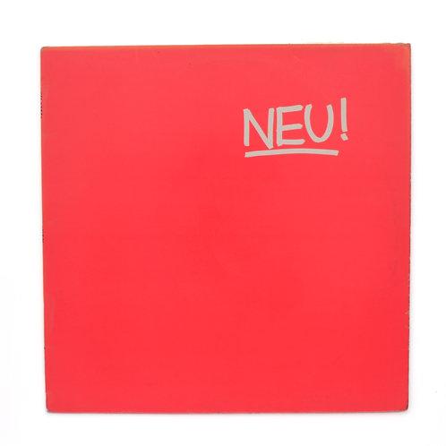 Neu!|Neu! | 1st UK |  1972 | Used Lp