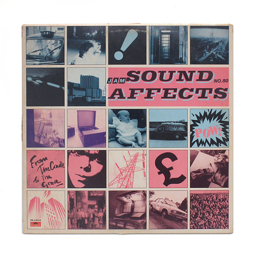 The Jam|Sound Affects | 1981 Promo | Used LP