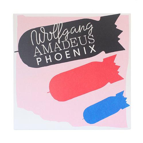 Phoenix|Wolfgang Amadeus Phoenix | 2009 | Used Lp