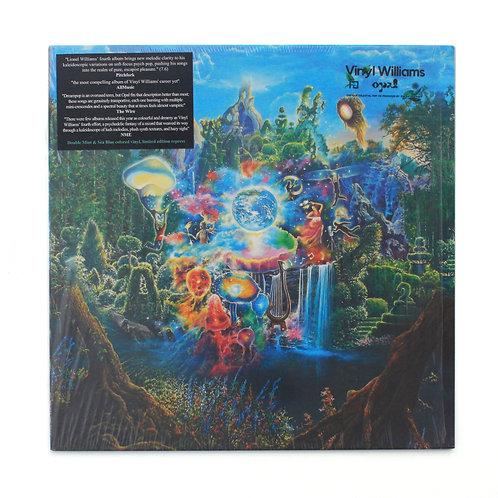 Vinyl Williams | Opal | 2019 RE LTD 500 Double Mint / Sea | Used Lp