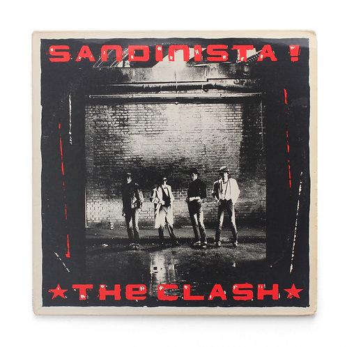 Clash, The|Sandinista! | FSLN 1,Epic– E3X 37037 | 1980 3XLP | Used LP