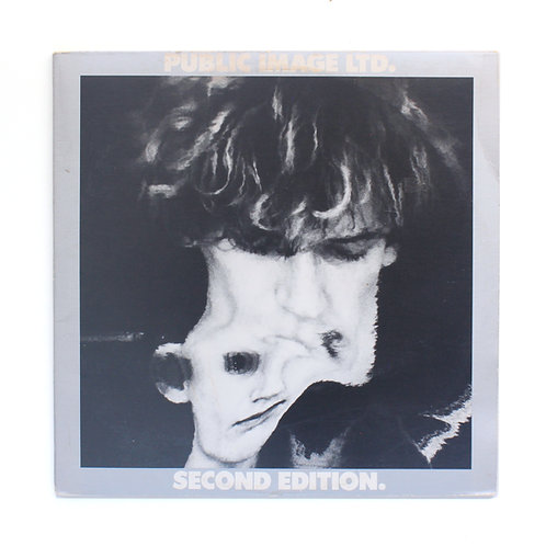 Public Image Ltd.   Second Edition   1979 US   Used Lp