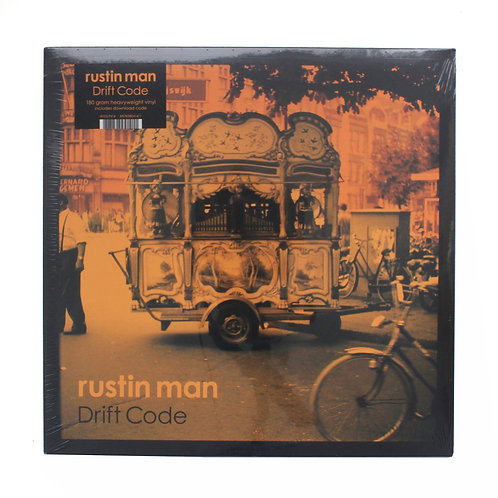 Rustin Man | Drift Code | Factory Sealed Lp