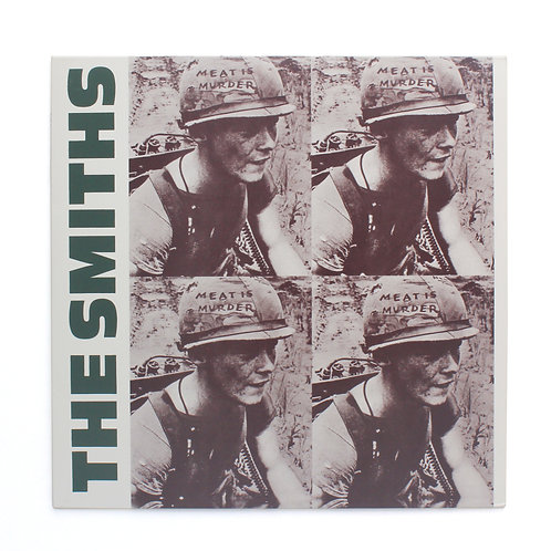 The Smiths | Meat Is Murder | Used Lp