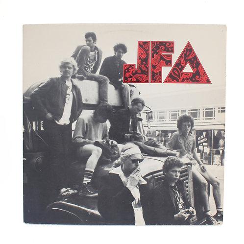 J.F.A.|Live 1984 Tour | OG | Used Lp