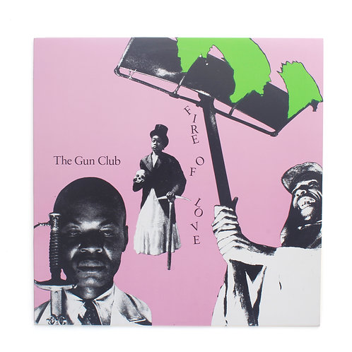 Gun Club | Fire Of Love Re | Used Lp