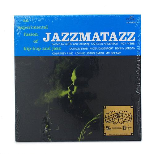Guru Jazzmatazz Volume 1   2016 Re   Used Lp