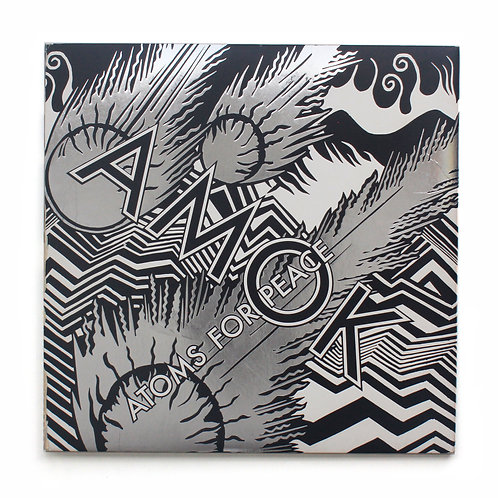 Atoms For Peace | Amok |1st  LTD / 3000 | Used LP