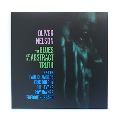 Oliver Nelson | The Blues And The Abstract Truth | Re Gate Dolb | Used Lp