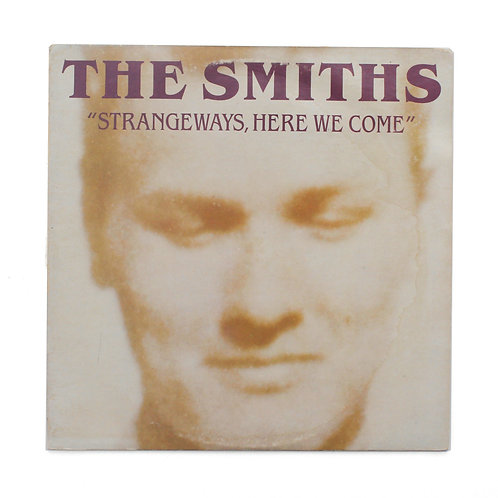 Smiths | The Smiths | Strangeways, Here We Come | 1987 | Used Lp