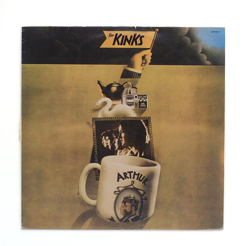 The Kinks| Arthur Or The Decline..| Used Lp