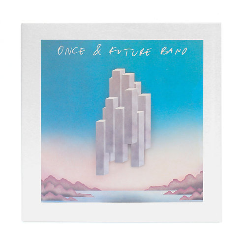 Once & Future Band|Once & Future Band | 1st LTD Blue | Lp
