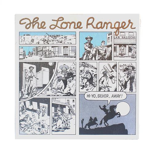 Lone Ranger|Hi-Yo, Silver, Away! | 2007Rp | Used Lp