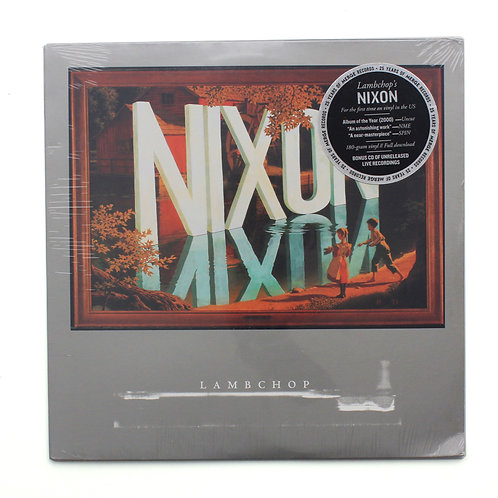 Lambchop ‎| Nixon | 2014 | Factory Sealed Lp