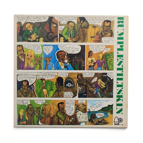 Rumplestiltskin|Rumplestiltskin | Gema Bell 1970 | Used Lp