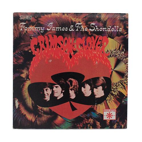 Tommy James & The Shondells–Crimson & Clover | 1st Press | Promo | EX