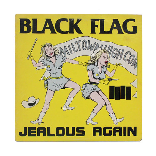 Black Flag| Jealous Again | SST 003 | Ep | Ex