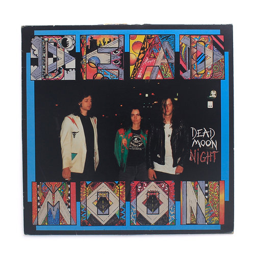 Dead Moon|Dead Moon Night | Og press | Used LP