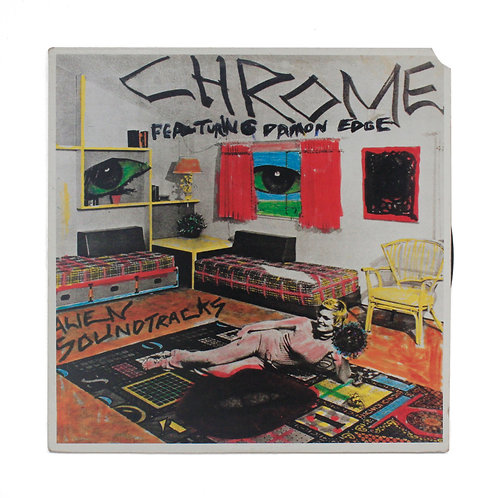 Chrome | Alien Soundtracks | 1990 T&G | LP