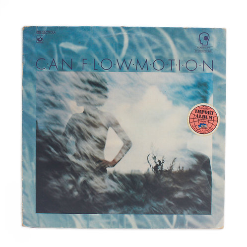 Can ‎| Flow Motion | Gema 1st 1976 | Used LP