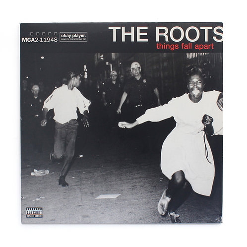 Roots, The | The Roots ‎| Things Fall Apart | 2011 | Used LP