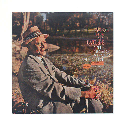Horace Silver Quintet |Song For My Father | 2014 180g | NM