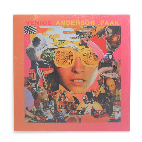Anderson .Paak|Venice | Used LP