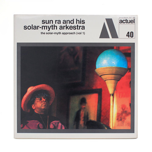 Sun Ra And His Solar-Myth Arkestra  | The Solar-Myth.. | 2001 180g  | Used LP