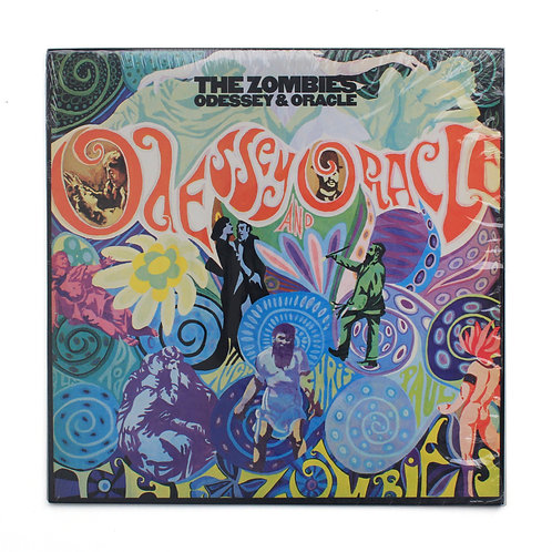 The Zombies|Odessey and Oracle | Rp | Lp