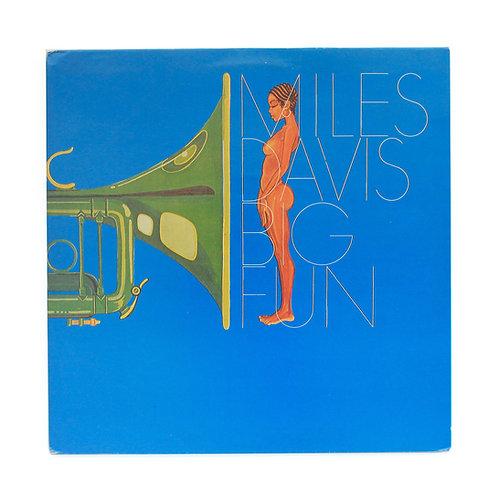 Miles Davis Big Fun   1996 EU   Gate   Used Lp