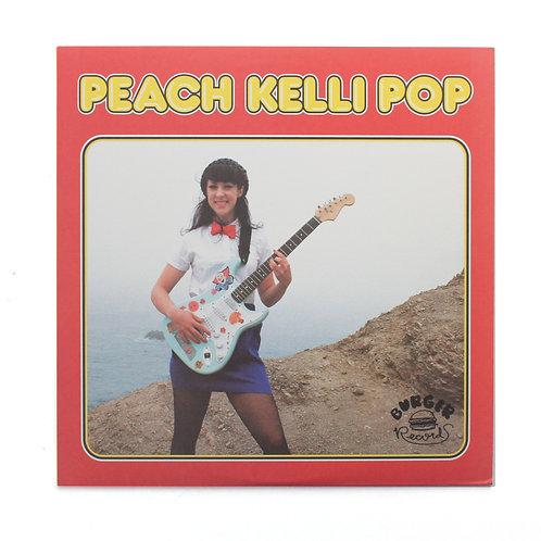 Peach Kelli Pop Peach Kelli Pop   2013 1st US    Used Lp