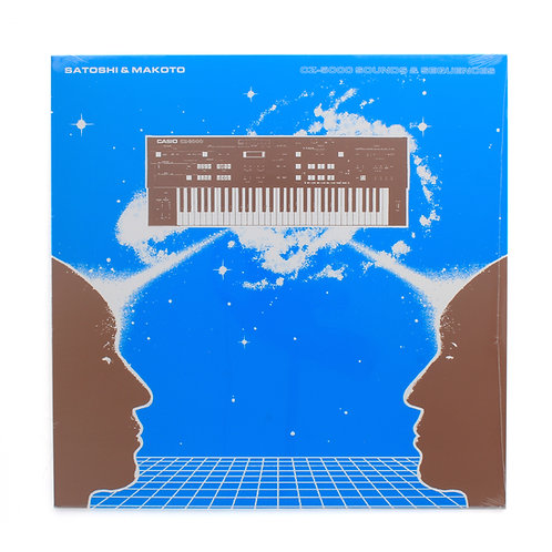 Satoshi Makoto | CZ-5000 Sounds & Sequence.. | Factory Sealed Lp