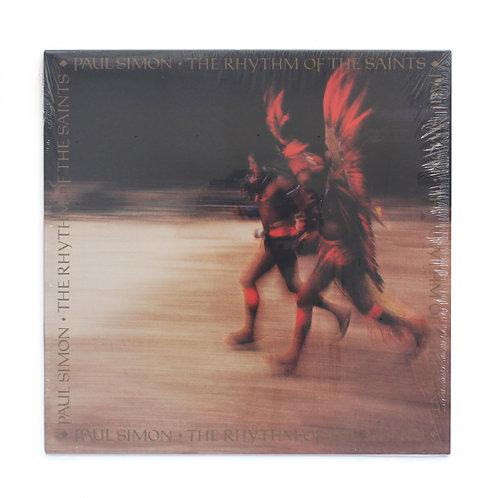 Paul Simon The Rhythm Of The Saints   Rp   Used LP