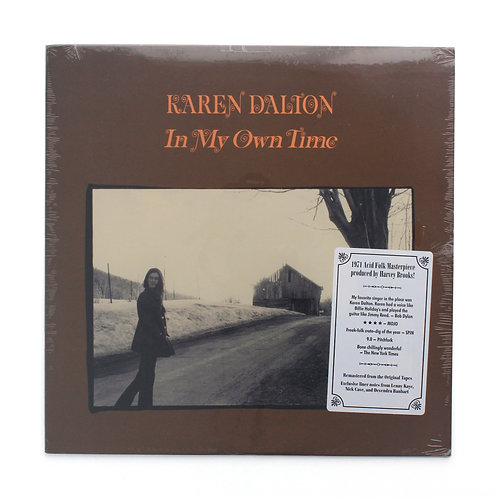 Karen Dalton ‎| In My Own Time | Factory Sealed Lp