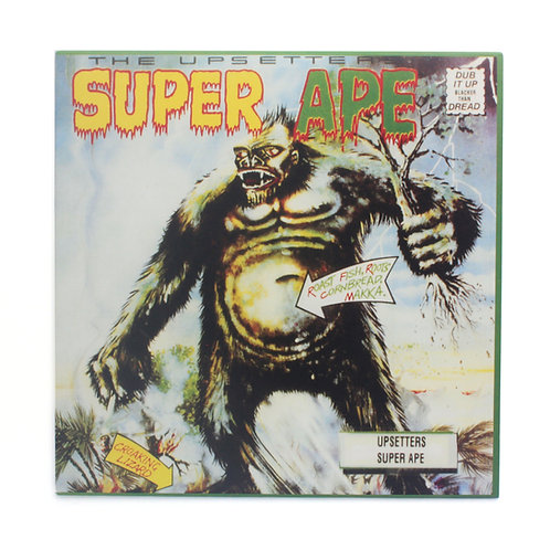 The Upsetters ‎| Super Ape | Jamaican Rp | Used Lp
