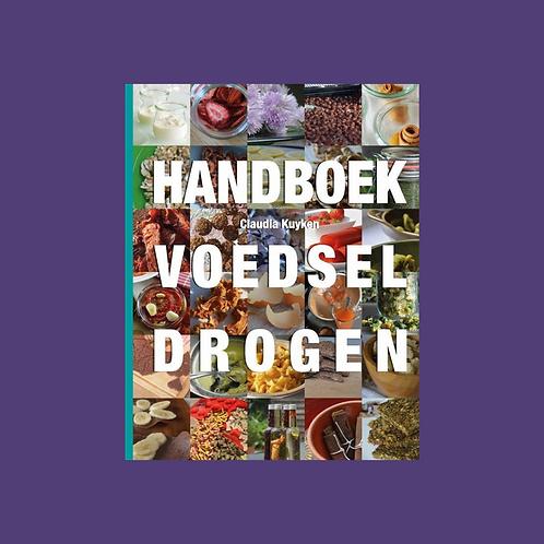 Boek, Handboek Voedsel Drogen, Nederlands