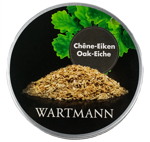 Rookmot Eiken voor de Wartmann® Koud Roker (250ml)