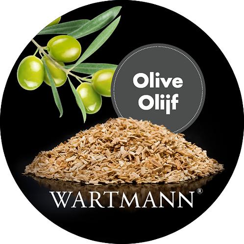 Rookmot Olijf voor de Wartmann® Koud Roker (250ml)