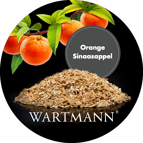 Rookmot Sinaasappel voor de Wartmann® Koud Roker (250ml)