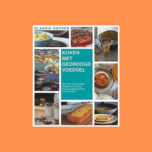 Boek, Koken met gedroogd voedsel, Nederlands