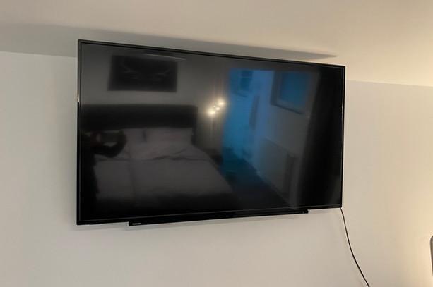 """55"""" Flachbild-TV"""