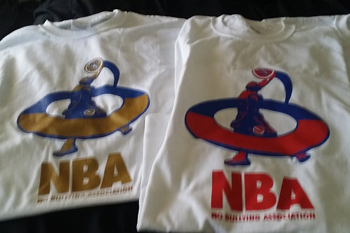 NBA -No Bullying Allowed T-Shirts