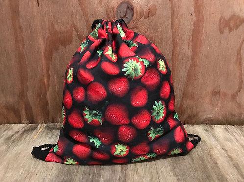 Strawberry drawstring