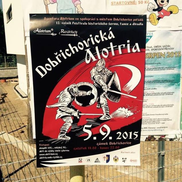 Dobřichovická Alotria
